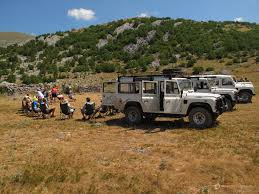 jeep mountain climbing velebit mountain adventure dalmatia