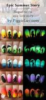 118 best nightshine nails u0026 glow in the dark nail art designs by