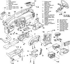 mitsubishi eclipse body diagram 95 mitsubishi galant electrical