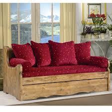 canapé gigogne montagne banquette lit gigogne aravis meubles