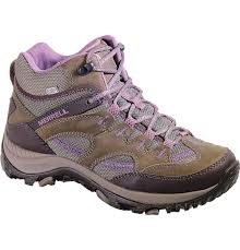 s hiking boots near me salida mid waterproof s hiking boots j48320 merrell