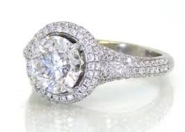 engagement rings nyc sell diamond engagement ring nyc pmg