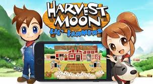 harvest moon first mobile harvest moon game now available