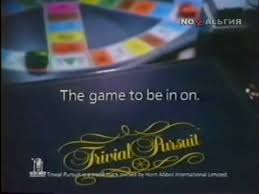 trivial pursuit 80s trivial pursuit 1980s commercial with russian voiceover