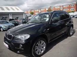 2010 bmw x5 m sport xdrive30d black for sale in hshire