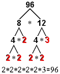 a detailed 4th grade math lesson on factor trees fourth grade