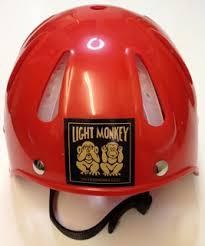 caving helmet with light light monkey cave diving helmet red 10 300 012 66 00 deep