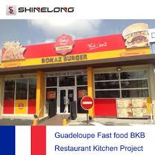 cuisine restauration rapide guadeloupe restauration rapide bkb restaurant cuisine projet par