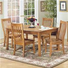 honey colored dining table table and chair sets store store for homes furniture newton