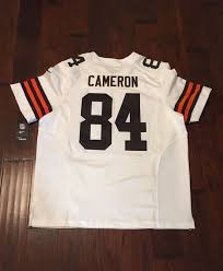 nike men u0027s cleveland browns jordan cameron elite football jersey