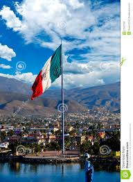 Bonnie Flag Large Mexican Flag Stock Photos Royalty Free Pictures