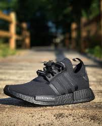 Meme Sneakers - triple black with meme laces sneakers
