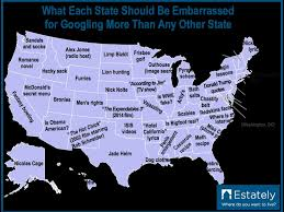 Most Googled How To The Most Embarassing Google Searches From Every Us State
