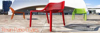 Plastic Patio Chairs Enjoy Eco Friendly Outdoor Seating With Modern Resin Patio Chairs