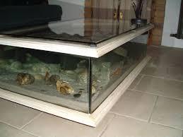 Site Table by Site Table Basse Aquarium U2013 Ezooq Com