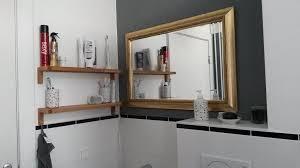 badezimmer hamburg badezimmer mit goldrandspiegel in hamburg wohnung in hamburg