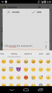 ios emoji keyboard for android sliding emoji keyboard ios android apps on play