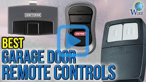 top 6 garage door remote controls of 2017 video review
