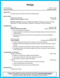 Biology Resume Examples by Cover Letter Marine Resume Examples Marine Resume Examples Marine
