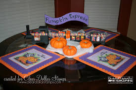digital stamps into table decorations dunnitagaindesigns