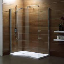 Bathroom Shower Door Ideas Bathroom Bathroom Shower Ideas With Transparent Glass Door And