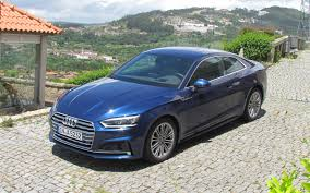 audi dashboard a5 2018 audi a5 and s5 sharper sleeker faster the car guide