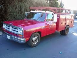 dodge work trucks for sale daily turismo 2k santa s work truck 1988 dodge ram 350 utility