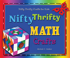 nifty thrifty math crafts nifty thrifty crafts for kids michele