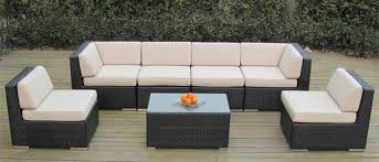 Outdoor Sofa Sets by Outdoor Sofa Sets That Turn Backyards Into Rooms