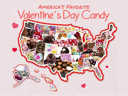 day candy america s favorite s day candy by state food wine