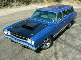 Top Muscle Cars - our top five muscle car wagons it comes down to body and brawn