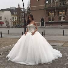 Wedding Dresses 2017 Aliexpress Com Buy Dw2815 Princess Ball Gown Wedding Dresses