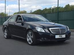 2011 mercedes e220 cdi blueefficiency black leather nav