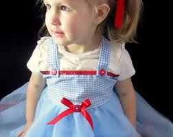 Toddler Dorothy Halloween Costume Wizard Oz Costume Etsy