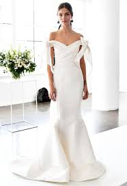 Bridal Fashion Week Wedding Dress by Wedding Dress Trends From Spring 2018 Bridal Fashion Week