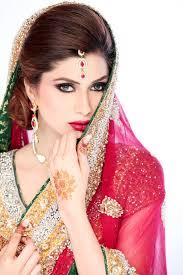 Red Bridal Dress Makeup For Brides Pakifashionpakifashion 83 Best Makeup Images On Pinterest Bride Portrait Makeup And
