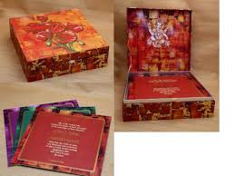 indian wedding card box traditional indian wedding kamaldeep printer in jaipur india
