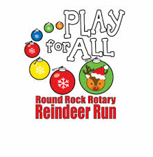 old settlers park christmas lights round rock rotary reindeer run 5k and family fun run 2018 city of