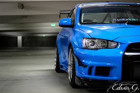 mitsubishi evo custom exclusive look at the 400 hp mitsubishi evo used in furious 7