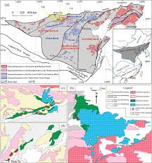 the early cretaceous bimodal volcanic suite from the yinshan block