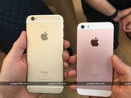 Telefon Mobil Apple Iphone 5c Apple Iphone Se Vs Iphone 5s Vs Iphone 6s Ndtv Gadgets360 Com