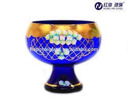 decorative glass fruit bowl decorative glass fruit bowl suppliers