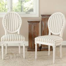 oval back dining room chairs home design interior and exterior