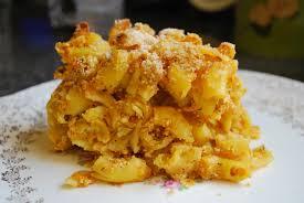 vegan crunk caribbean macaroni u0026 cheese
