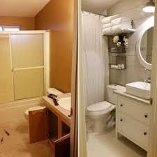Ikea Hemnes Bathroom Vanity by Green Ikea Custom Bathroom Vanity Blogger Home Projects We Love