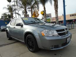 dodge avenger gray used 2008 dodge avenger sxt at magic auto center nuys