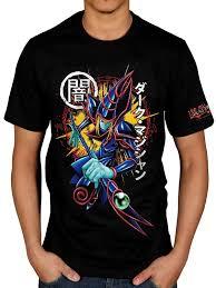 yu gi oh men u0027s dark magician t shirt amazon com