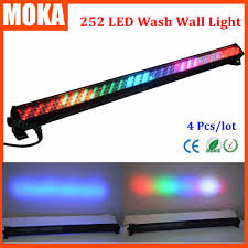 stage lighting mounting bars refundable outdoor led light bar 4 pcs lot wall wash stage dmx 512