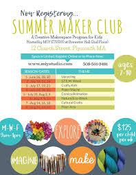 2017 summer programs and descriptions u2014 the make shop