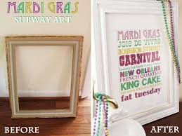 mardi gras decorations to make diy mardi gras decorations diy do it your self